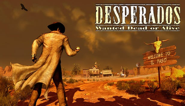 Buy Desperados Wanted Dead Or Alive From The Humble Store