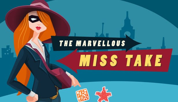 Buy The Marvellous Miss Take from the Humble Store