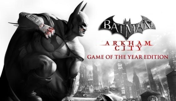 Kết quả hình ảnh cho Batman: Arkham City