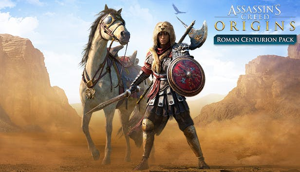 Buy Assassin S Creed Origins Roman Centurion Pack From The Humble Store