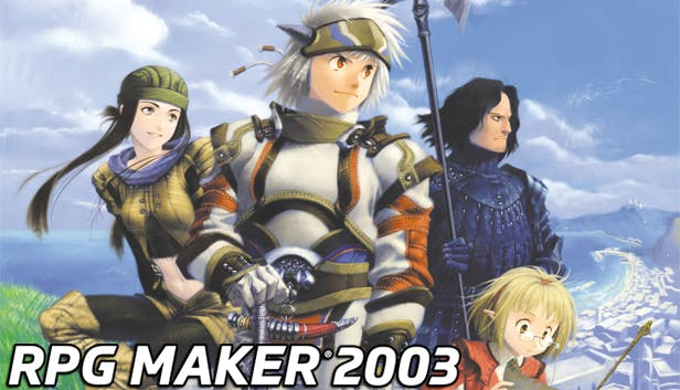 Buy RPG Maker 2003 from the Humble Store