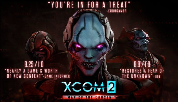 Buy XCOM 2: War of the Chosen from the Humble Store