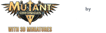 Humble RPG Bundle: Mutant Chronicles with 3D Miniatures