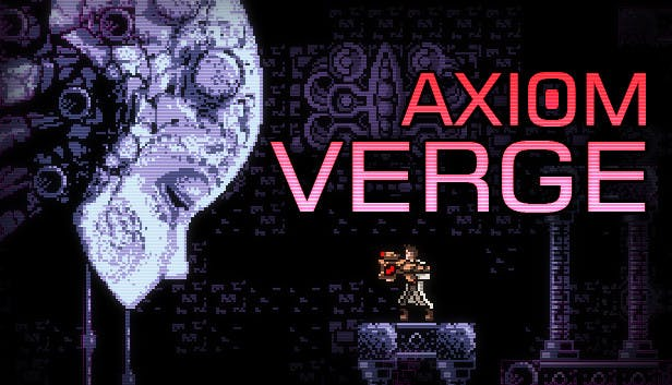 Buy Axiom Verge from the Humble Store