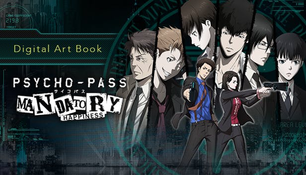 Buy Psycho Pass Mandatory Happiness Digital Art Book From The