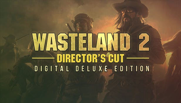 Buy Wasteland 2: Director's Cut - Digital Deluxe Edition from the Humble  Store