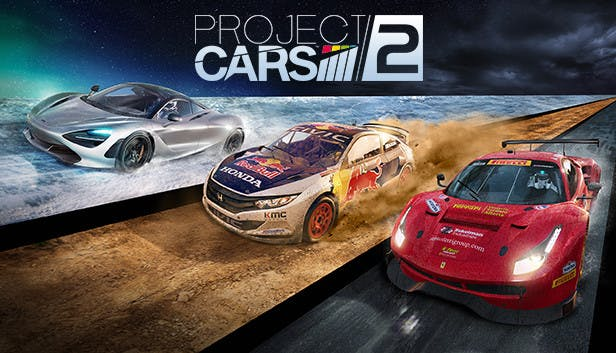 Buy Project CARS 2 from the Humble Store