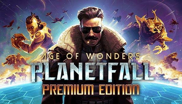 Buy Age of Wonders: Planetfall - Premium Edition from the Humble Store