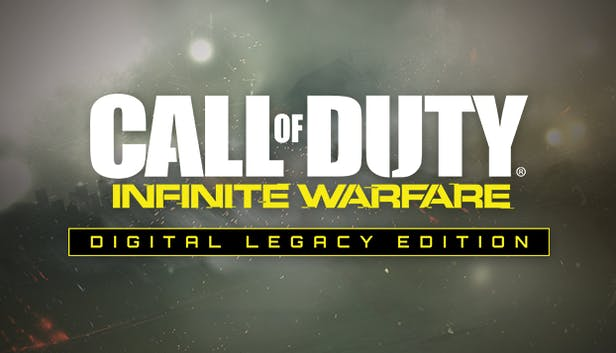 Buy Call of Duty®: Infinite Warfare - Digital Legacy Edition from the  Humble Store