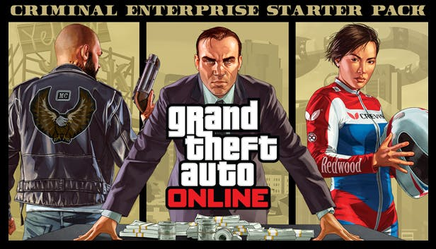 Buy Grand Theft Auto V - Criminal Enterprise Starter Pack from the Humble  Store