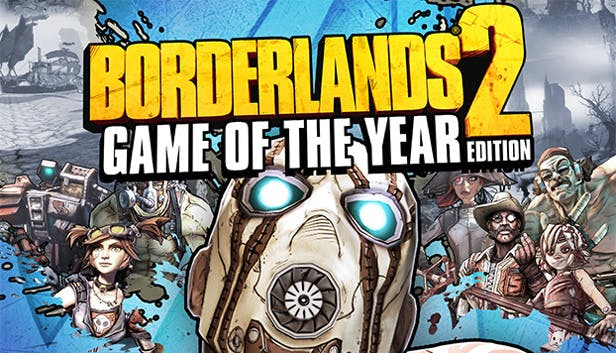 Buy Borderlands 2: Game of the Year from the Humble Store