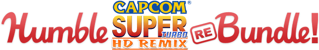 Humble Capcom Super Turbo HD Remix Rebundle!