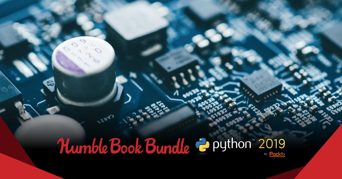 Humble Book Bundle: Python 2019 by Packt