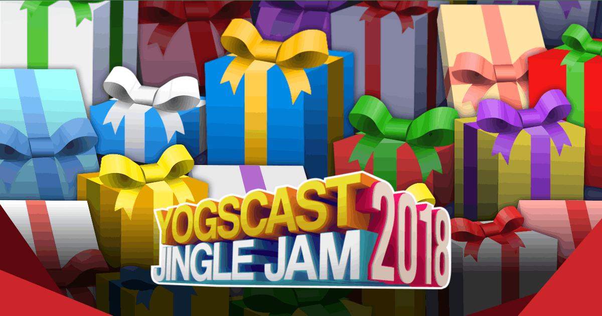 The Yogscast Jingle Jam 2018