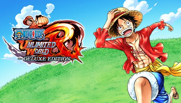 Buy One Piece  Unlimited World Red - Deluxe Edition from the ... dca1d89ae4eb