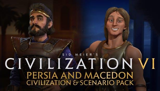 Buy Civilization VI - Persia and Macedon Civilization & Scenario Pack from  the Humble Store
