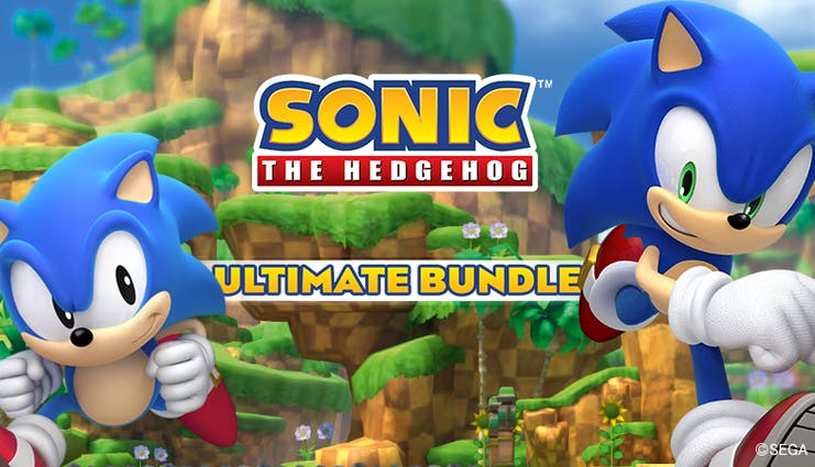 Buy Sonic The Hedgehog Ultimate Bundle From The Humble Store