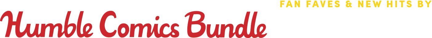 Humble Comics Bundle: Fan Faves & New Hits by Dynamite