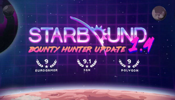 Buy Starbound from the Humble Store
