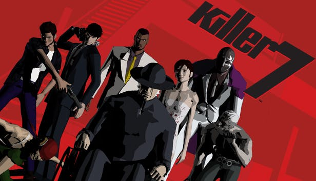 Buy killer7 from the Humble Store