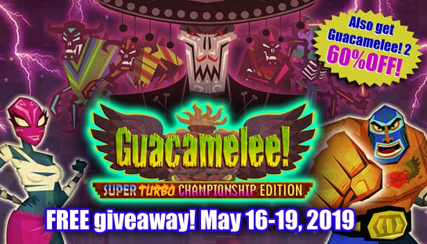 Guacamelee Super Turbo Championship Edition is Free from Humble Store Until May 19th