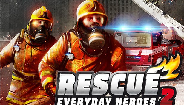 Buy RESCUE 2: Everyday Heroes from the Humble Store