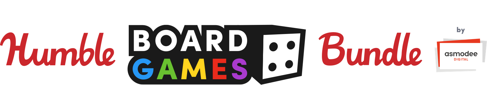 The Humble More Board Games Bundle by Asmodee Digital