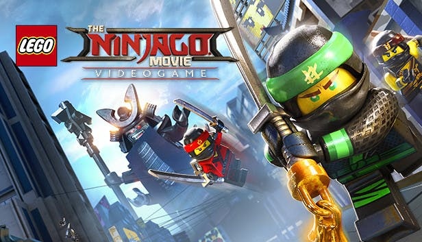 Image result for lego ninjago movie game