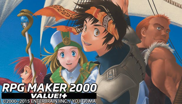 Image result for rpg maker 2000