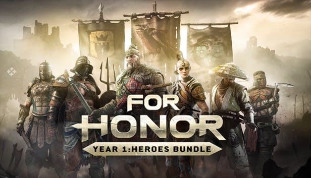 Buy FOR HONOR™ - Year 1: Heroes Bundle from the Humble Store