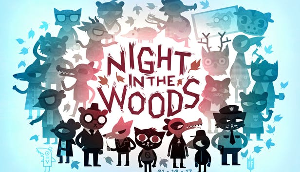 Buy Night in the Woods from the Humble Store