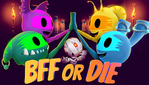 [Humble Store] BFF or Die ($7.69 / 30% off)