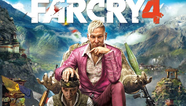 Buy Far Cry 4 From The Humble Store