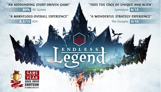 Buy Endless Legend™ - Classic Edition from the Humble Store