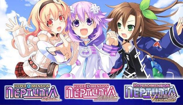 hyperdimension neptunia re birth2 sisters generation pc download