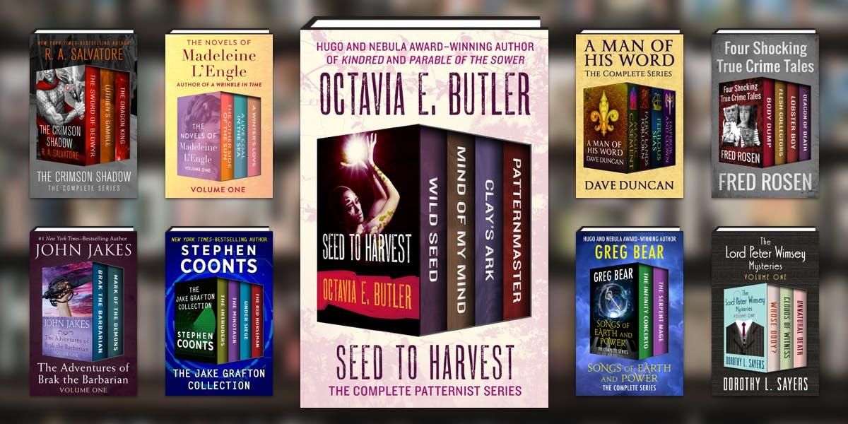 Get Seed to Harvest, The Peter Blauner Collection Volume 1 and more!. Na HumbleBundle możesz wybrać jeden z kilku pakietów ebooków w języku angielskim. Czasem cena za najniższy pakiet to nawet 1 dolar. Oprócz tego możesz wesprzeć organizację charytatywną