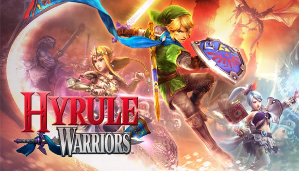 Buy Hyrule Warriors: Definitive Edition from the Humble Store