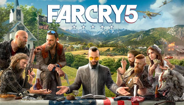 Buy Far Cry 5 From The Humble Store And Save 80