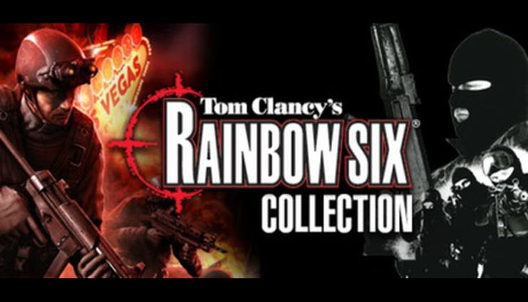Buy Rainbow Six Collection from the Humble Store