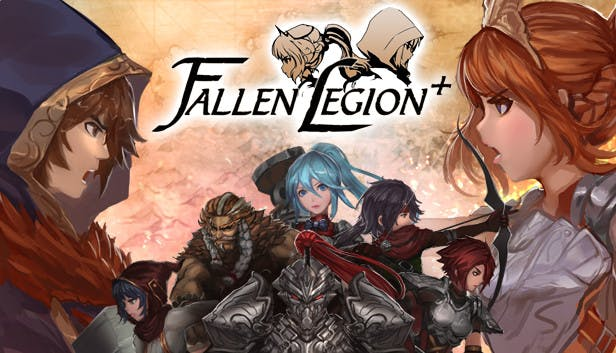 Buy Fallen Legion+ from the Humble Store