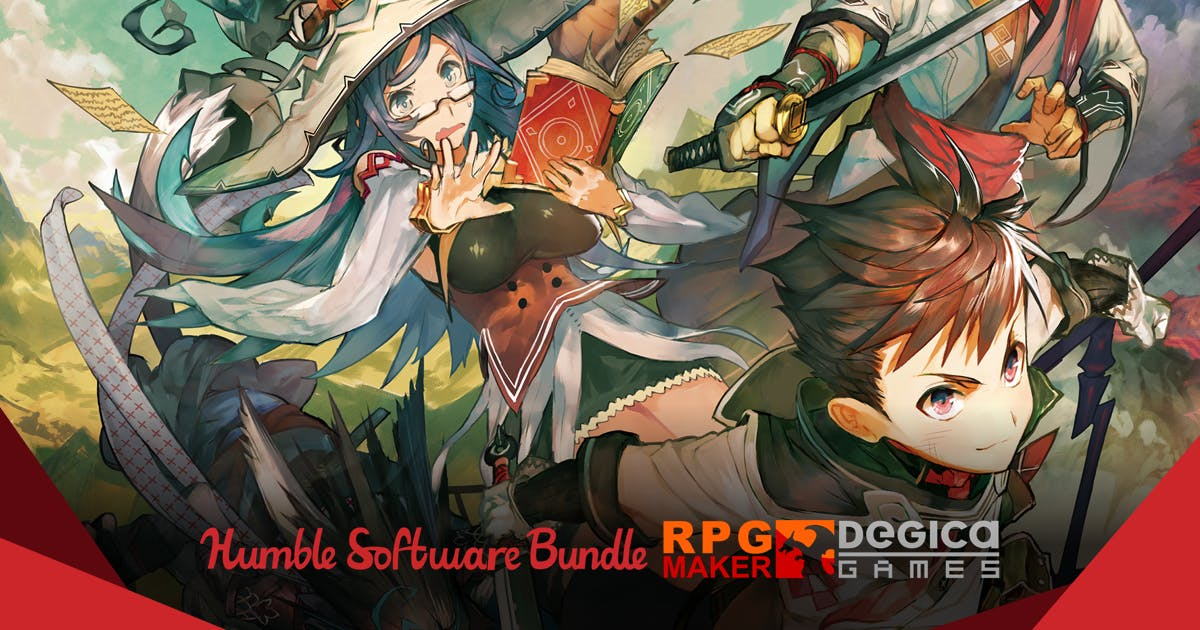 The Humble Software Bundle: RPG Maker by Degica Games