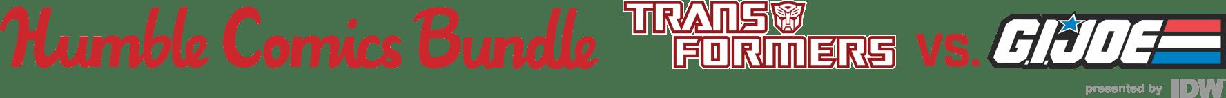 Humble Comics Bundle: Transformers vs. G.I. Joe presented by IDW