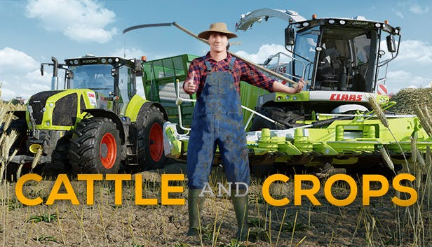 Buy Cattle and Crops from the Humble Store
