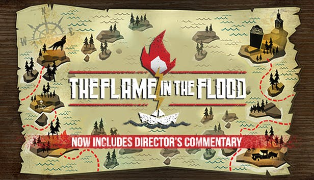 Buy The Flame in the Flood from the Humble Store