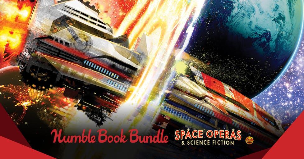 Humble Book Bundle: Space Operas Science Fiction by Baen