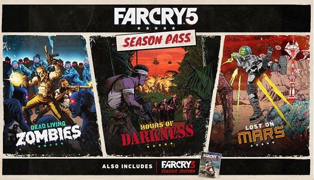far cry 5 emea uplay cd key