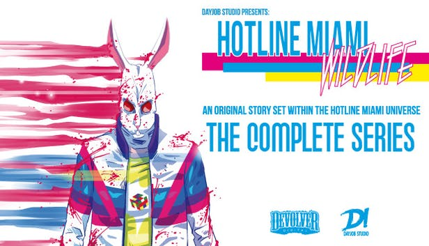 buy hotline miami wildlife the complete series from the humble
