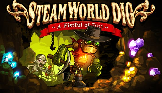 Buy SteamWorld Dig from the Humble Store