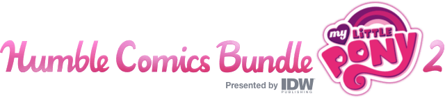 Humble Comics Bundle: My Little Pony 2 presented by IDW