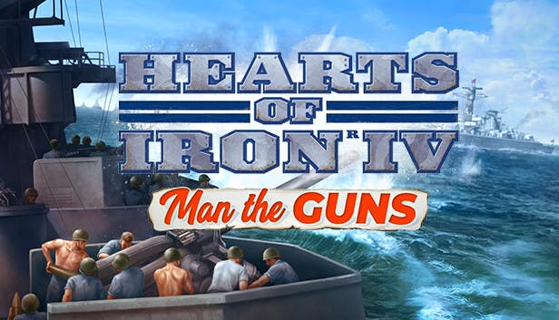 Hoi4 man the guns